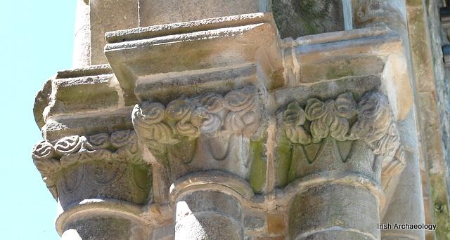 Medieval capital boyle abbey 10