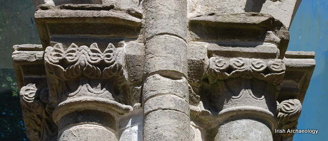 Medieval capital boyle abbey 11
