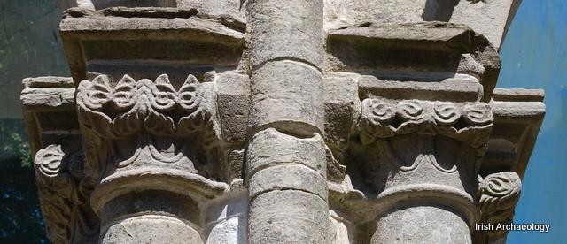 Medieval capital boyle abbey 11