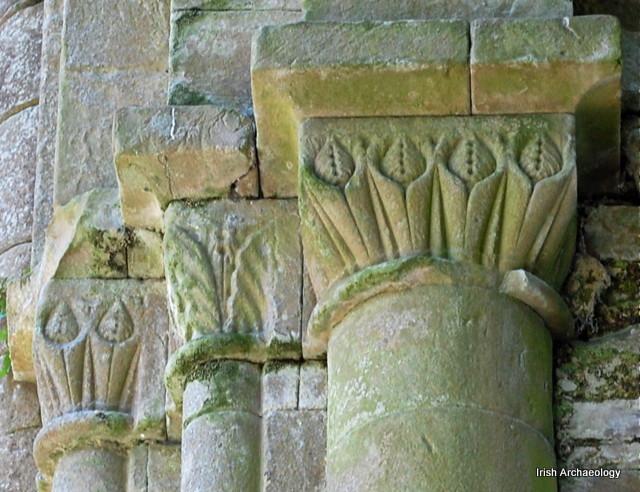 Medieval capital boyle abbey 4