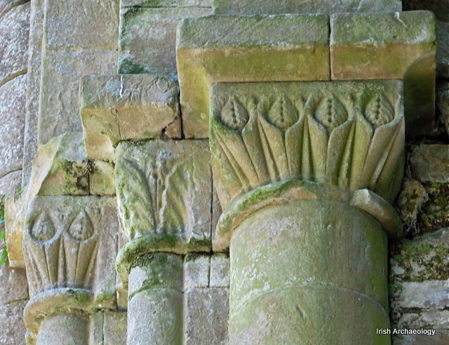 Medieval capital boyle abbey 4