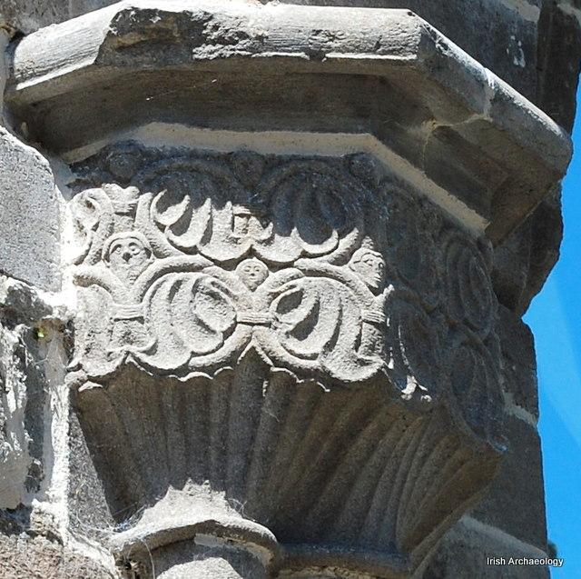 Medieval capital boyle abbey 5