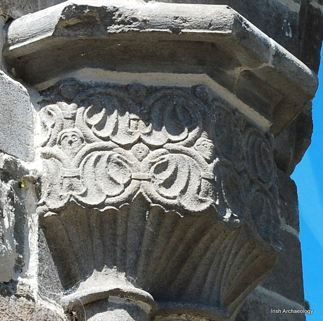 Medieval capital boyle abbey 5