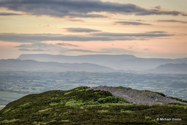 Carrowkeel Solstice Sunset View