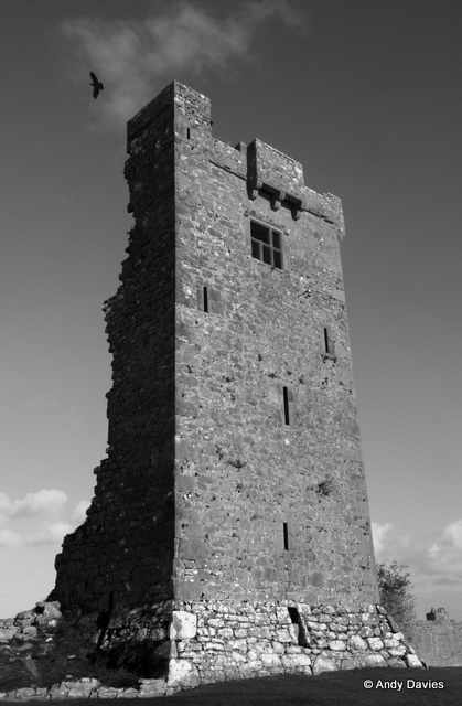 Castle, Shanmucknish, Ballyvaughan in Co. Clare