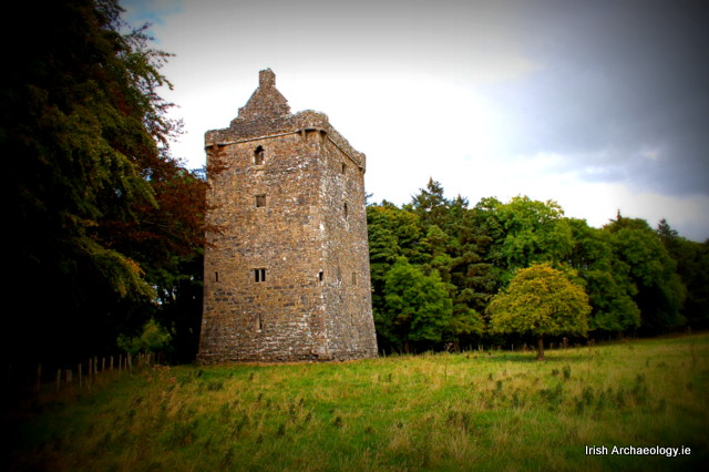 Castlegrove castle