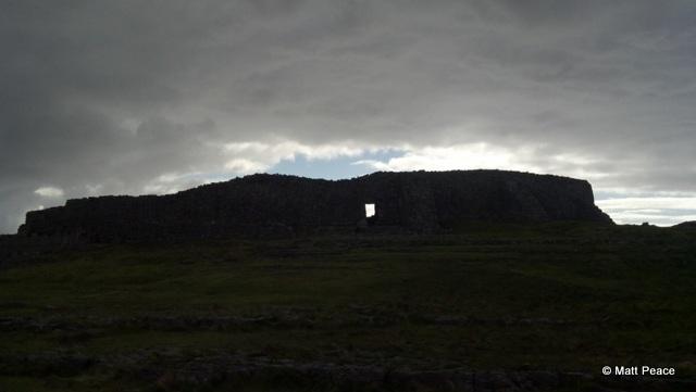 Dún Aonghasa, Inishmor
