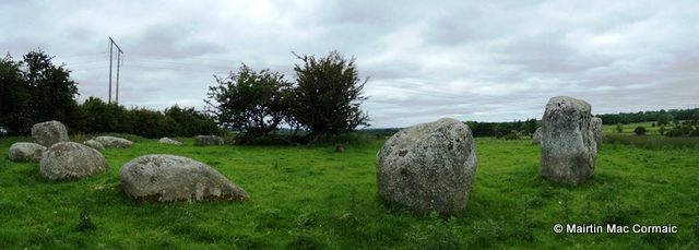Pipers Stones by Máirtn Mac Cormaic
