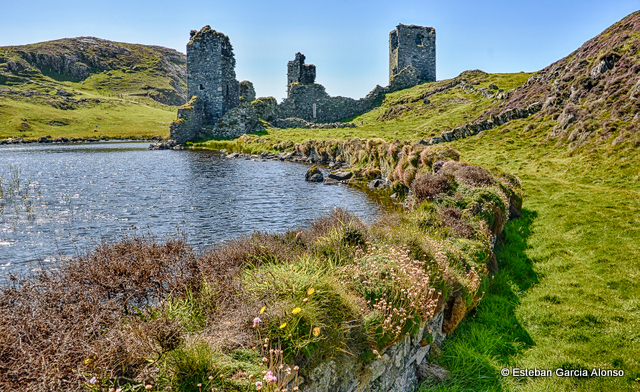 Three Castle Head, West Cork