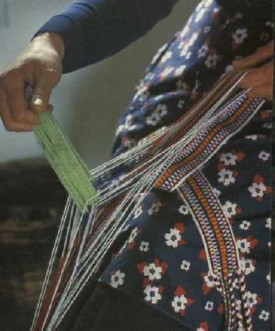 Crios Cords: traditional Irish woven belts | Irish Archaeology