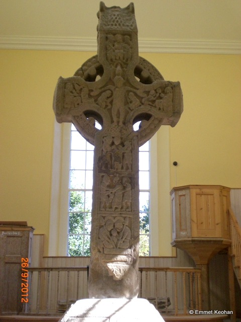 Durrow High Cross