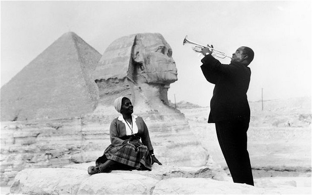 Louis Armstrong Gizza
