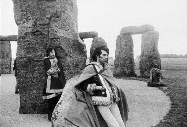 Rolling stones stonehenge