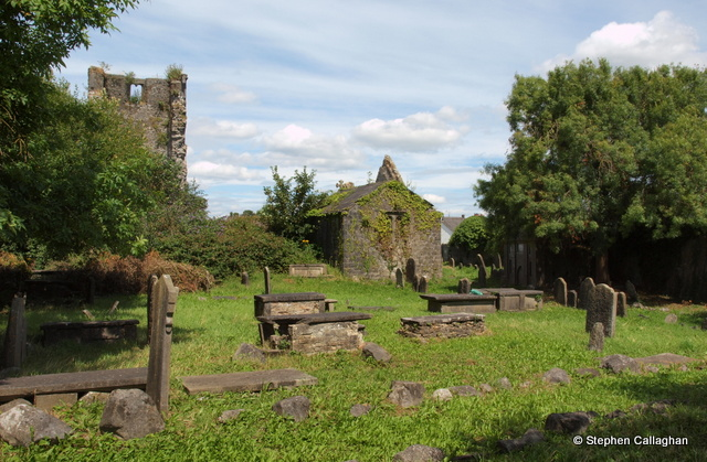 St. Brendans Church and Graveyard Birr, Co. Offaly, Stephen Callaghan