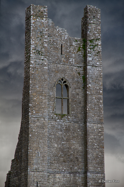The Yellow Steeple, Trim, Co. Meath.