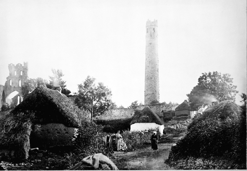 Old photo kildare town