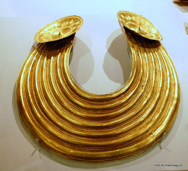 Bronze Age Gold Collar, Co. Clare