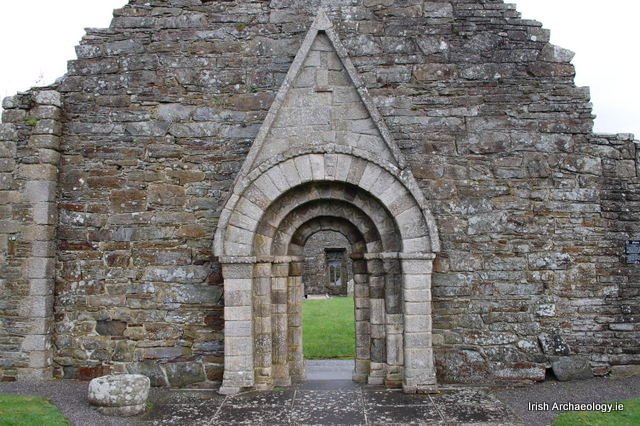 Killeshin church laois