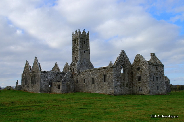 Ross Errily Friary Galway