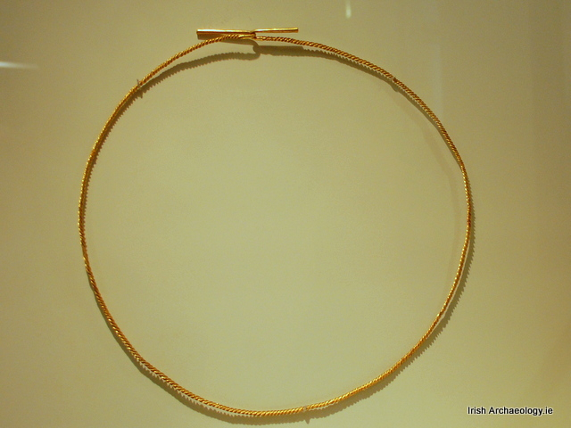 gold torc ireland
