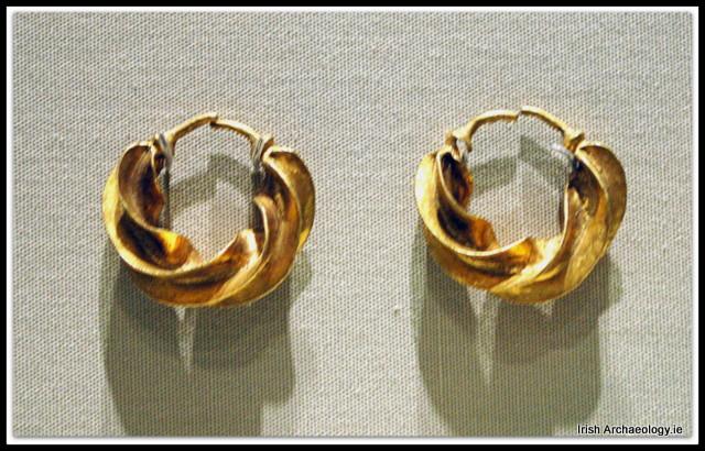 The Castlerea Earrings