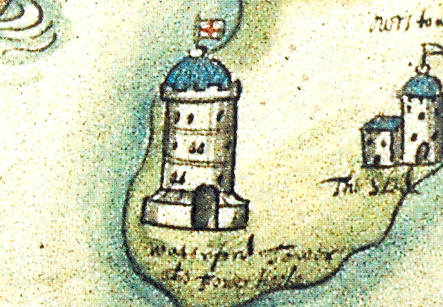 Hook Head lighthouse old image