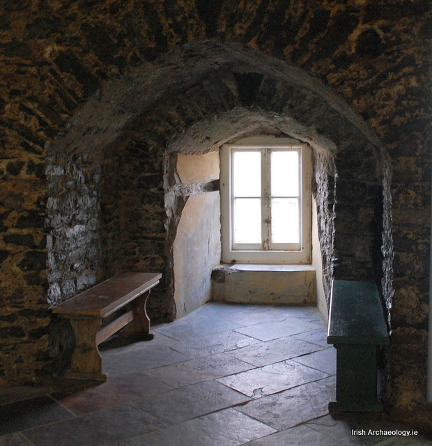Hook head lighhouse window