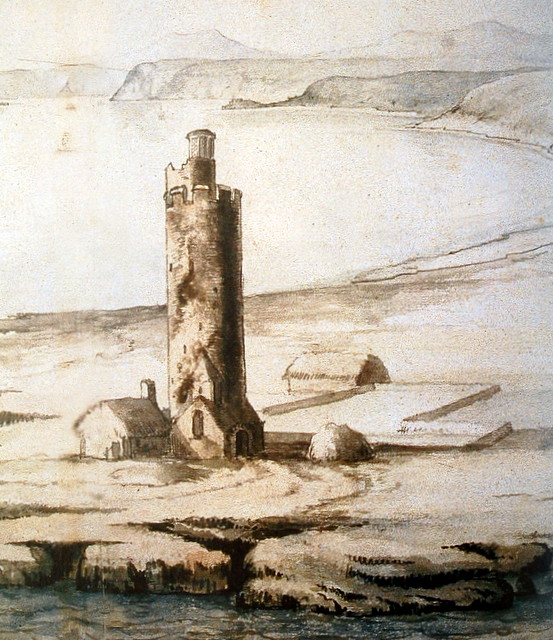 Hook lighthouse 17th century