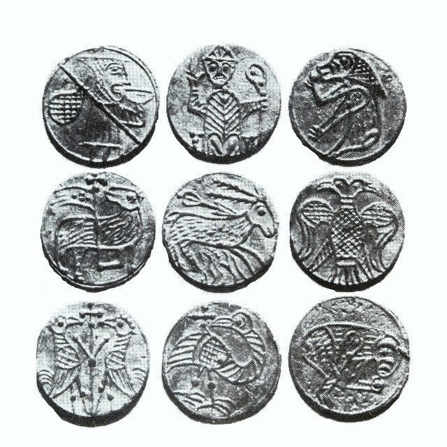 pewter tokens dublin