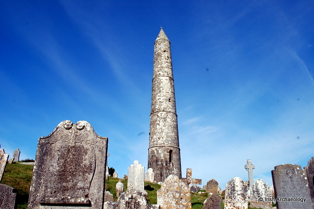 Ardmore roundtower Waterford