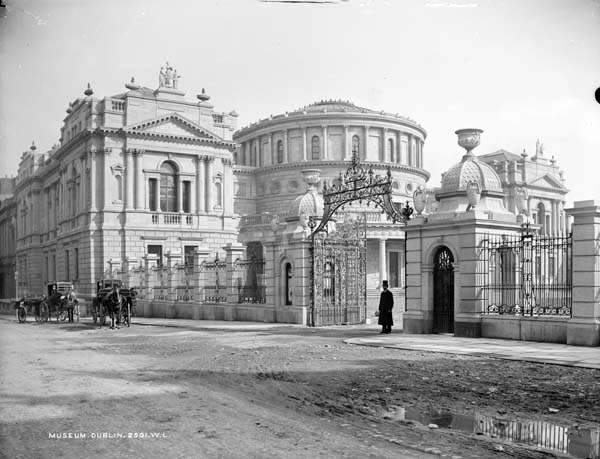 The National Library c. 1900