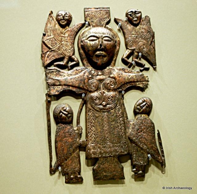 Rinnagan Crucifixion plaque