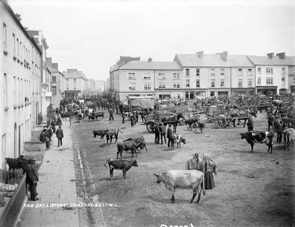 old photo listowel