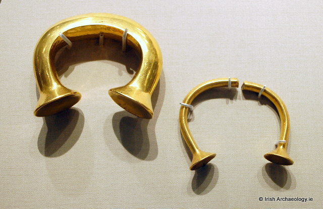 Bronze Age gold Ireland