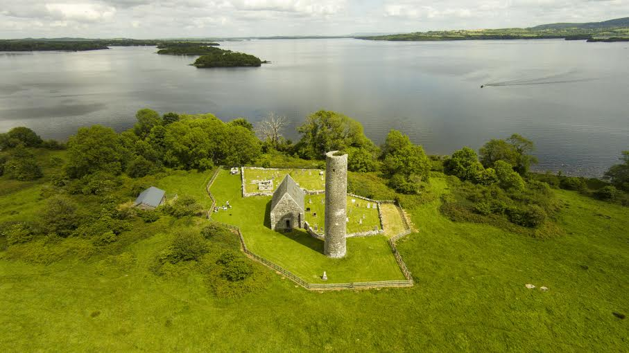 Holy Island Lough Derg