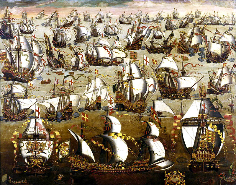 Spanish Armada Ireland