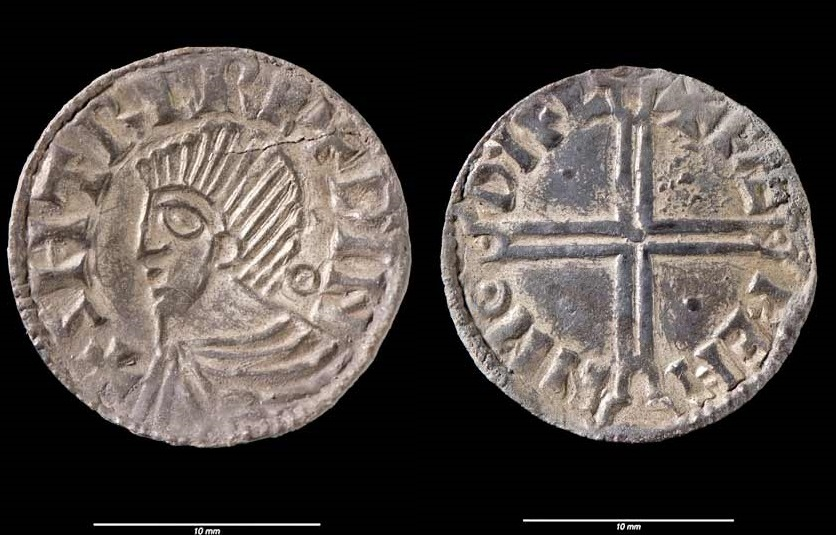 Viking coin Dublin