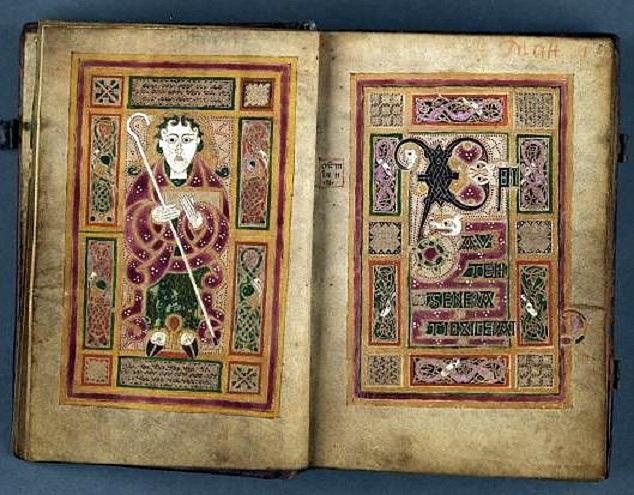 McDurnan Gospels