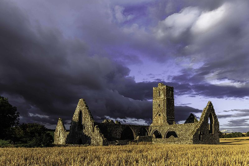 Kilcrea Abbey, Co. Cork