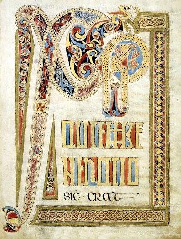 Saint gall gospel
