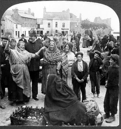 old photo Galway