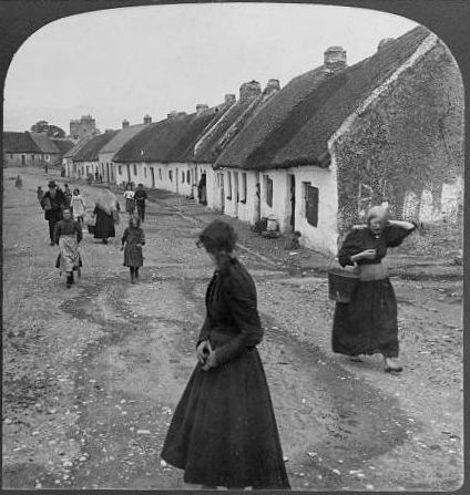 old photo galway city