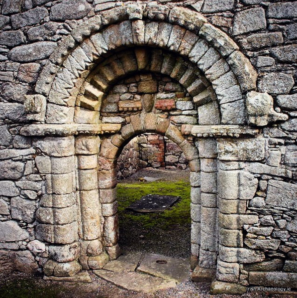 Romanesque doorway kilkenny